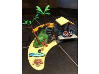 Playmobil Island Juice Bar set