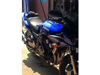Yamaha fzs fazer 600cc