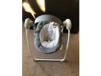 Baby swing was £75 will take £30
