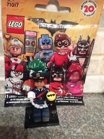 Lego Batman Movie mini figure Barbara Gordon
