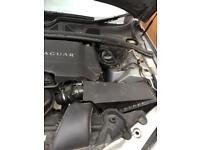 2010 Jaguar XF 3.0 Diesel , engine and gearbox