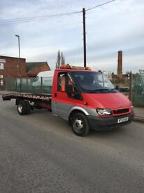 FORD RECOVERY TRUCK LWB 2003