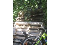 15-20 Wooden Pallets. Free to Take.