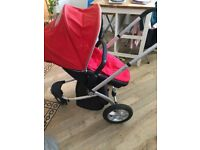 Mothercare my3 pushchair/pram