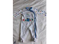 Baby boy clothes bundle (age upto 3 months)