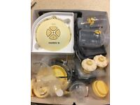 Automatic medela swing breast pump