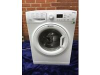 Hotpoint A++ 1-9kg 1400 spin washing machine good full working condition