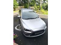 Mitsubishi Lancer 2011 2.0L Diesel 5 door hatchback Excellent Condition Mot till March 2019