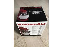 Kitchen Aid Ice Cream Maker Attachment RRP £90