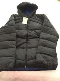 Men's BMWT Jack &Jones Puffer Jacket XL