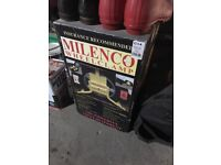 Milenco wheelclamp. BNIB