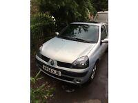 Renault clio 1.2 for sale £995 ovno