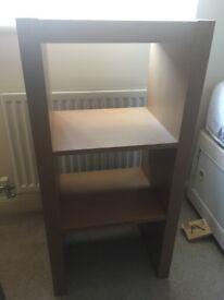 Bedside table/small shelving unit