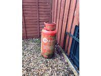 GAS BOTTLE / CYLINDER, RED, EMPTY 19kg ( Mac / Flo Gas )