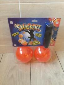 Brand new in box smackerz
