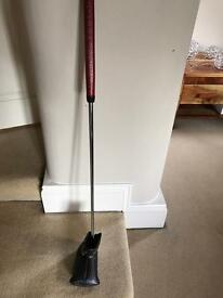 Scotty Cameron Golo 7 with head cover