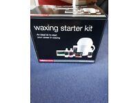 Waxing starter kit