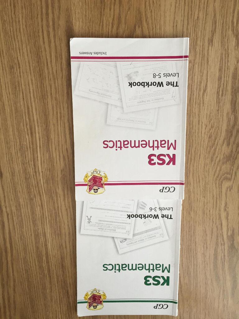 Workbooks key stage 2 workbooks : CGP Key Stage 3 Mathematics Complete Revision & Practise + 2 ...