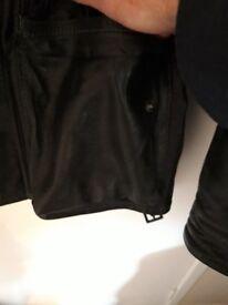 For sale leather belstaf jacket gold label
