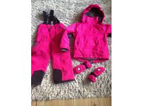 Girls skiing outfit - Tog Twenty Four