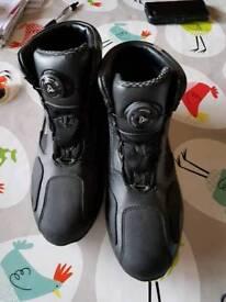 Viper rider motorbike boots