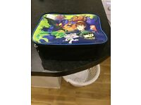 Ben 10 alien force boys lunch bag