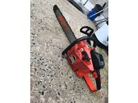 """Echo Chainsaw - 22"""" bar blade, CS6702 (hardly used - very clean)"""