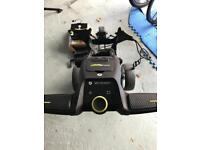 Motocaddy M1 Pro - lithium electric trolley cart - only done 36 holes