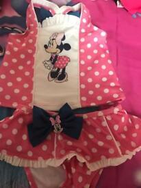 Minnie Mouse tankini