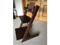 Tripp Trapp High Chair. Excellent condition from a 1 child, no smoking home.