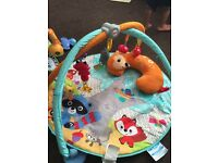 Fisher-Price Moonlight Meadow Deluxe Gym.