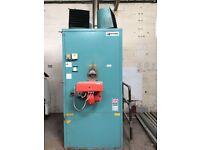 Gas Fed Air Heaters x 3 (Industrial) - Powermatic