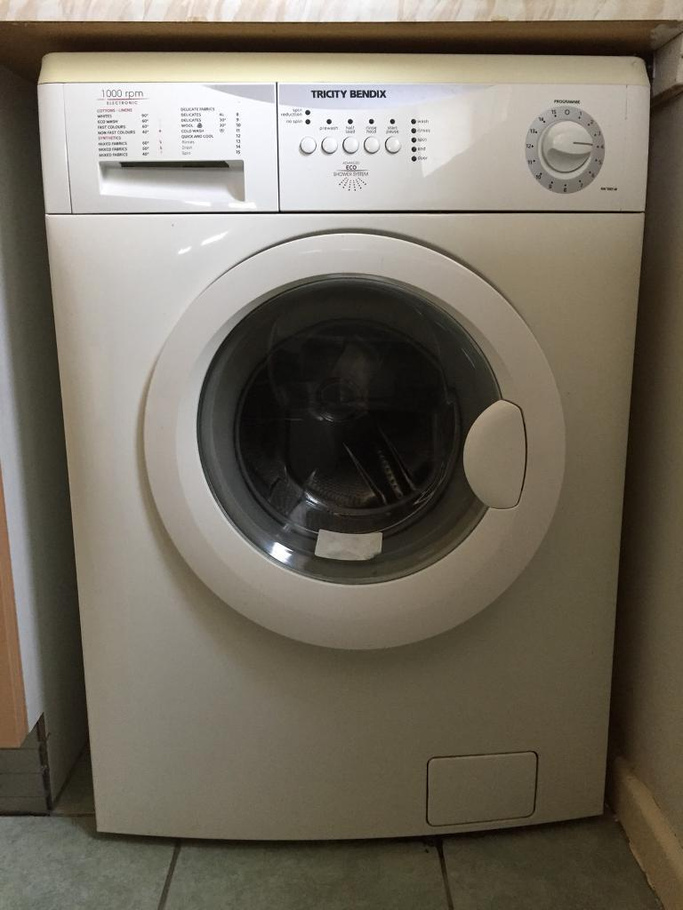 Tricity Bendix Washing Machine In Hedge End Hampshire