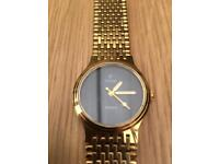 5 x 23k Gold Electroplated Men's Watches