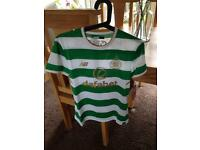 Ladies size 10 Celtic shirt