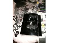 PS3 Bundle For Sale Excellent Condition Games Controllers Leads