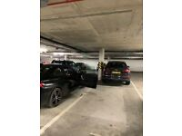 Secure parking space in Bridgwater place to let 16/6