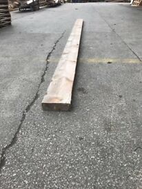 Reclaimed timber, wooden planks, 9x3, 17ft long