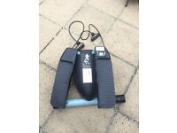Lateral thigh trainer stepper very good condition bargain