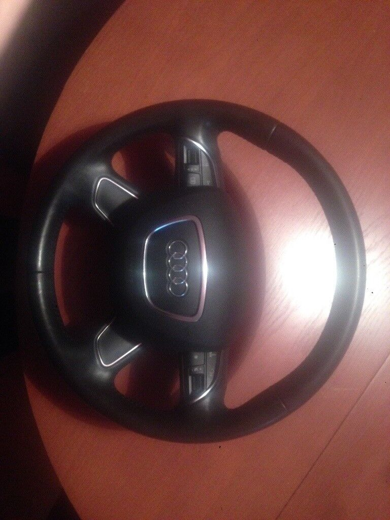 Audi A3 8v steering with airbag