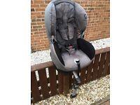 Maxi-Cosi Priorifix Isofix Car Seat (Grey) - Reclining 9kg-18kg