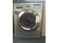 LG 8.1KG Washing machine