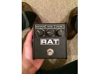 Proco rat 1990's with lm308 chip
