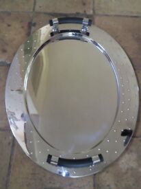 Alessi Oval Tray –MG09 - lightly used