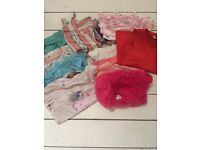 Girls bundle of clothes 18 months