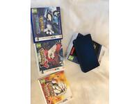 Used 'new' Nintendo 3ds XL with 3 games