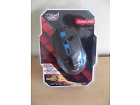 Optical Gaming Mouse As New