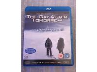 The Day After Tomorrow Bluray DVD