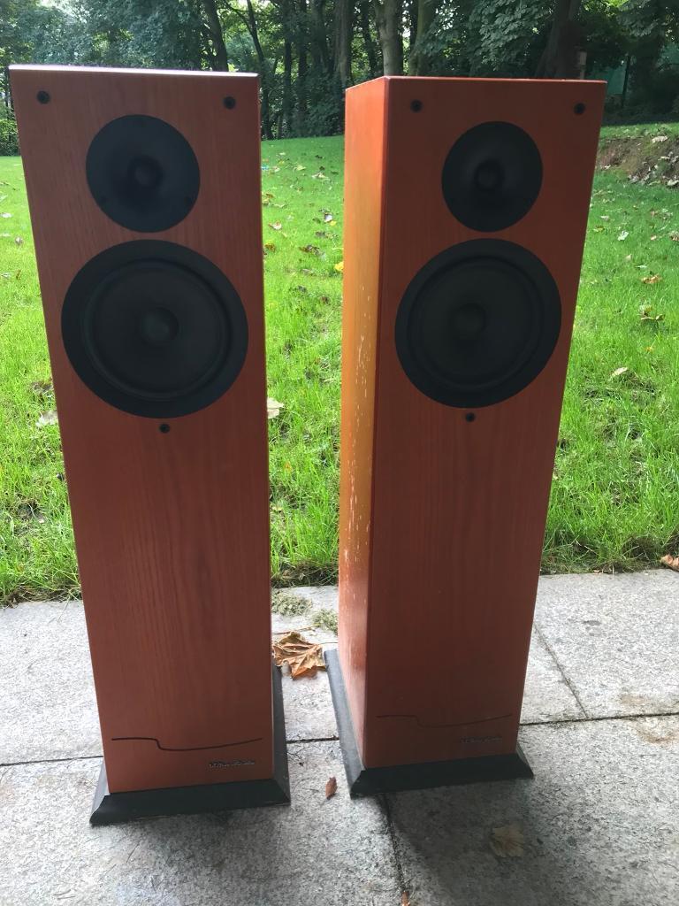 Wharfedale bi-wire speakers | in Castlereagh, Belfast | Gumtree