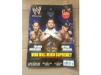 OFFICIAL WWE MAGAZINE